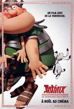 Plakat filmu Asteriks i Obeliks: Osiedle Bogów