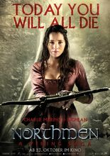 Movie poster Saga Wikingów