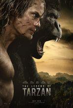 Plakat filmu Tarzan: Legenda