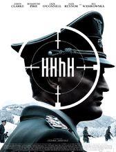 Plakat filmu Kryptonim HHhH