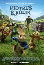 Plakat filmu Piotruś Królik