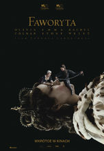 Movie poster Faworyta