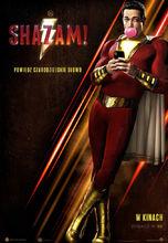 Plakat filmu Shazam!
