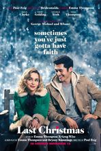 Movie poster Last Christmas