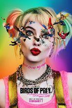 Plakat filmu Harley Quinn: Ptaki nocy