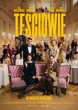 Movie poster Teściowie