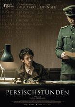 Plakat filmu Poufne lekcje perskiego