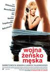 Plakat filmu Wojna żeńsko-męska